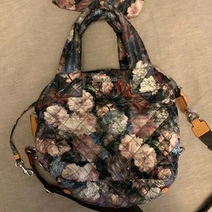 MZ Wallace Sutton Small floral print